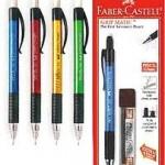 30. Pensil Mekanik Faber Castell (set)