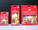 36. Pensil Warna Faber Castle