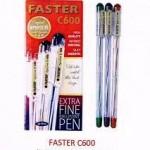 8. Pulpen Faster C600