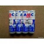 BATERAI ABC AA DRY CELL (4PCS)