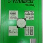 BUKU MILLIMETER BLOCK F4 (MICROTOP