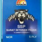 BUKU SURAT SETORAN PAJAK PAPERLINE 5PLY