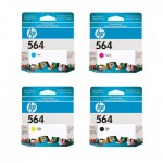 CARTRIDGE HP 564 C, M Y