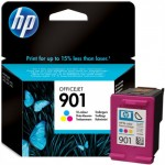 CARTRIDGE HP 901 COLOUR