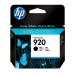 CARTRIDGE HP 920 BLACK