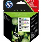 CARTRIDGE HP 920 XL COLOUR