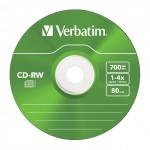 CD RW VERBATIM