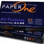 KERTAS PAPER ONE A4 80GR