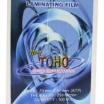 PLASTIK LAMINATING KTP TOHO 250 MICRON