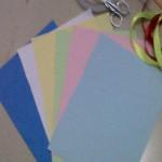 kertas hvs warna