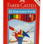 FABER CASTELL 12 WARNA WATER COLOUR