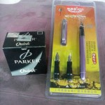 ISI PULPEN PARKER