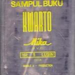 Sampul buku mi
