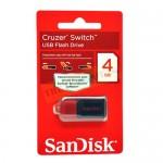 USB 4GB TOSHIBA  SANDISK