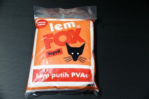 Hasil gambar untuk lem fox